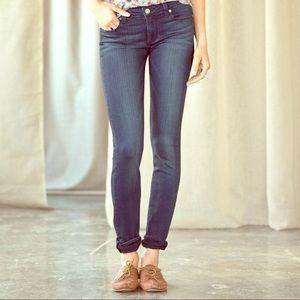 PAIGE Skyline Straight Leg Transcend Jeans